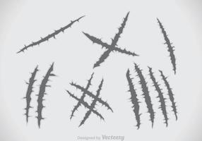 Claws In Steel Vectors
