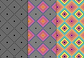 Free Seamless Geometric Background Vector