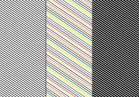 Free Line Pattern Vektor