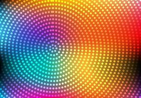 Free Colorful Abstract Circle Vector