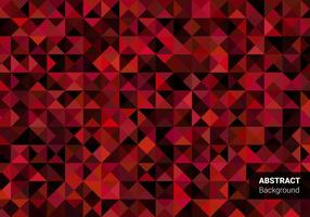 Free Abstract Triangle Vector