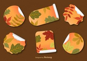 Autumnal Label Vectors