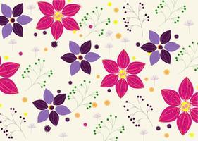 Fondo de la flor de la primavera