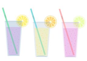 Vector libre de las bebidas