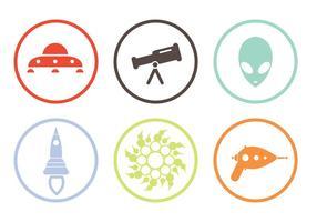 Alien Icons