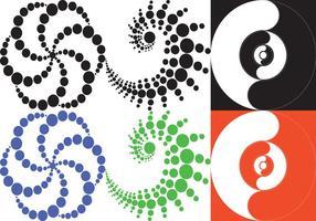 Crop Circle Vectors