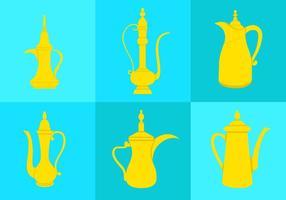 Pot de café arabe