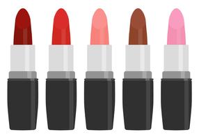 Vecteur rouge à lèvres gratuit