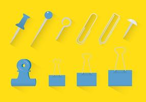 Office Supply Vector