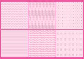 Pinky Girly Patterns