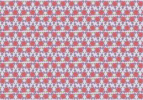 Fond Girly Pattern Vector gratuit