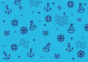 Nautica Pattern # 1 gratuito