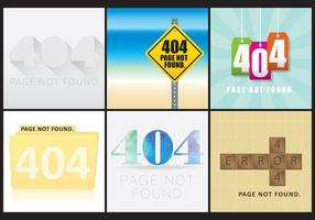 404 webbskärmar