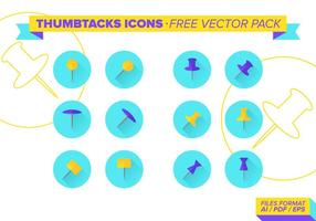 Duimnaels Pictogrammen Gratis Vector Pack