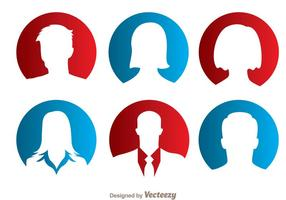 Vectores de Avatar por defecto
