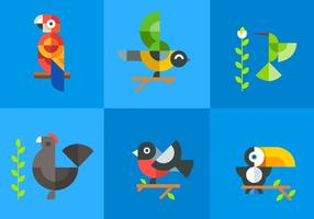 Birdnature Vectors