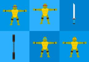 Ninja sköldpaddor