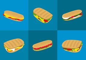 Panini smörgås