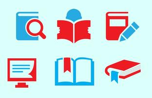 Read More Icons vector