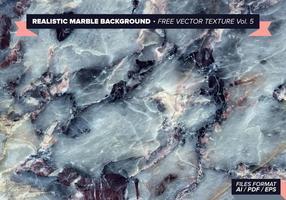 Realistisk Marmor Bakgrund Gratis Vector Texture Vol. 5
