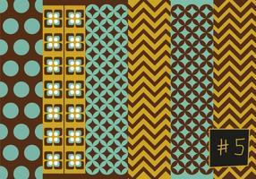 Free Mid Century Pattern #5