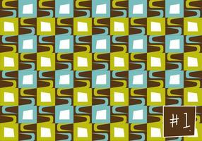 Gratis Mid Century Pattern # 1