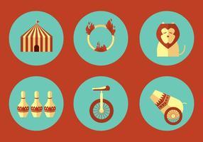 Vecteur de cirque
