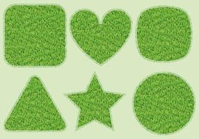Grass Shapes