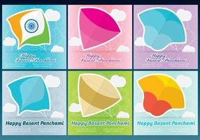 Basant Card Vectors