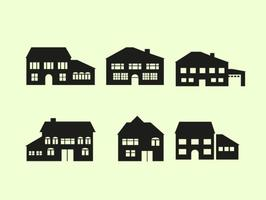 Gratis House Architecture Vector