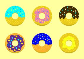Donutvektorer