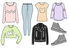 Free Clothes Vector