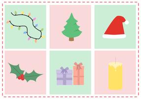 Freier Weihnachtsvektor