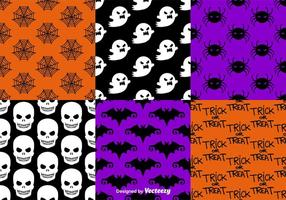 Motifs transparents de Halloween