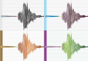 Seismograph Background