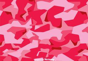 Fashion Pink Camo Vector