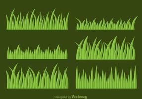 Gras Vector Set