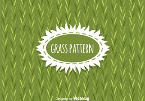 Grass Pattern Background Vector