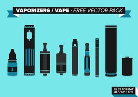 Vaporizers / Vape Free Vector Pack