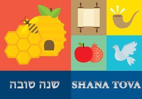 Plantilla de Shana Tova