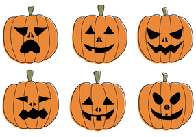 Free Pumpkin Vector