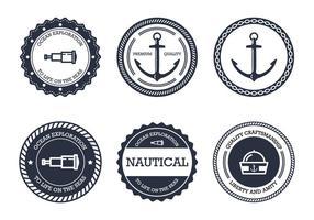 Nautical Badge