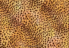 Vector Leopard Print Background
