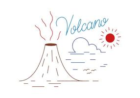 Vulcão grátis