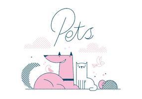 Free Pets Vector