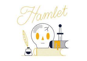 Free Hamlet Vector