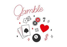 Free Gamble Vector