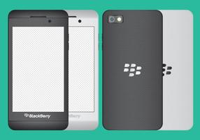 Blackberry Z10 Vectoren