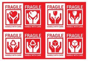 Gratis handtag med vårdvektor