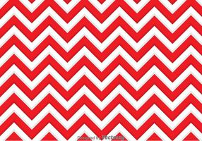 Red And White Zig Zag Background
